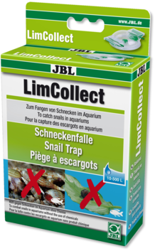 JBL LimCollect Chemical-free snail trap for aquariums