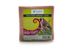 Topflite Wild Bird Energy Cake Berry 300g