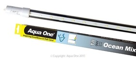 Aqua One Ocean Mix LED Tube 9w T8 60cm