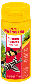 Sera Plankton Tabs 33g Sinking Tablets Color food