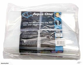 Aqua One Fish Bag Medium (45x26cm) 100/Bundle