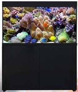 AquaReef 400 S2 Marine Set (black) 400L 129.5 X 51.5 X 76/80cm